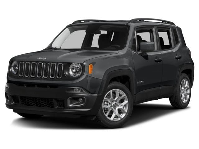 Photo Used 2017 Jeep Renegade 4x4 SUV For Sale in Salt Lake City, UT