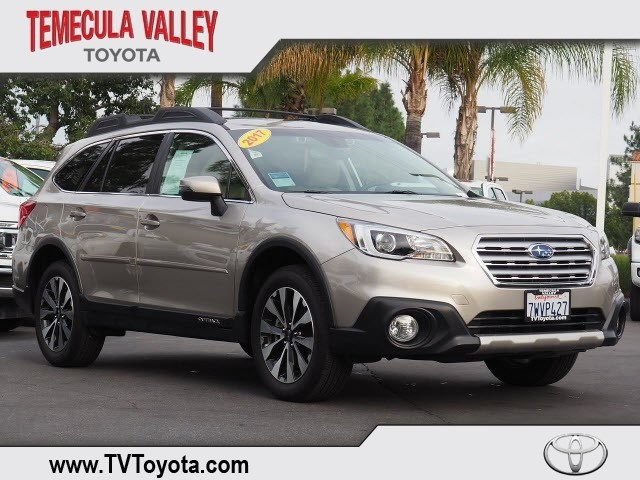Photo 2017 Subaru Outback 2.5i Limited with SUV All-wheel Drive in Temecula