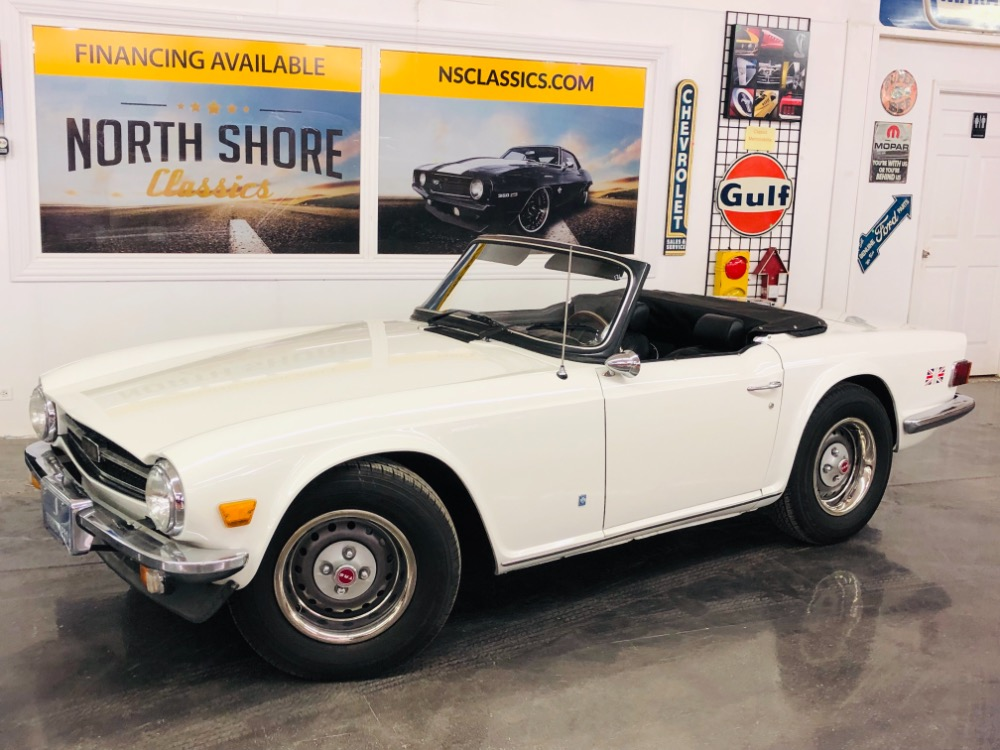 Triumph TR6 Used Cars - OurFairDeal