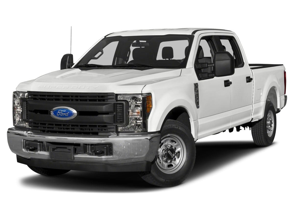 Photo Used 2017 Ford F-250 Truck Crew Cab V-8 cyl in Clovis, NM