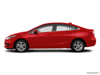 Used 2017 Chevrolet Cruze LT Sedan