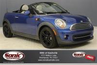 Pre-Owned 2014 MINI Cooper Roadster