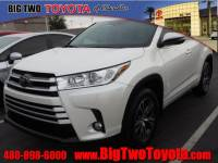Used 2018 Toyota Highlander LE AWD LE SUV in Chandler, Serving the Phoenix Metro Area
