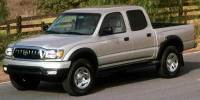Pre-Owned 2002 Toyota Tacoma DoubleCab PreRunner V6 Auto Pickup Truck