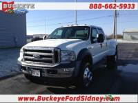 2006 Ford F-450SD Lariat Cab/Chassis V8