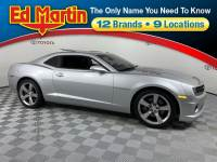 Used 2012 Chevrolet Camaro 2SS Coupe Near Indianapolis