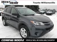 2015 Toyota RAV4 LE SUV For Sale - Serving Amherst