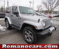 2018 Jeep Wrangler JK Sahara 4x4 SUV for sale near Syracuse, NY