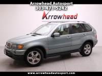 2003 BMW X5 X5 4dr AWD 4.4i