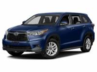 Pre-Owned 2016 Toyota Highlander XLE V6 SUV All-wheel Drive in Middletown, RI Near Newport