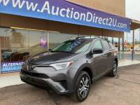 2018 Toyota RAV4 LE 47 ACTUAL MILES FULL MANUFACTURER WARRANTY