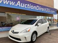 2013 Toyota Prius V - III 3 MONTH/3,000 MILE NATIONAL POWERTRAIN WARRANTY