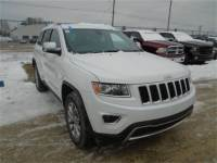 Used 2015 Jeep Grand Cherokee Limited 4x4 SUV in Toledo