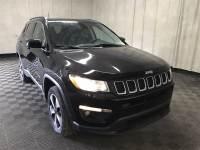 Used 2018 Jeep Compass Latitude 4x4 SUV in Toledo