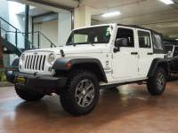 Certified Pre Owned 2015 Jeep Wrangler Unlimited Sport SUV