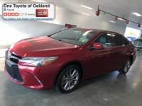 Certified Pre-Owned 2015 Toyota Camry SE Sedan in Oakland, CA
