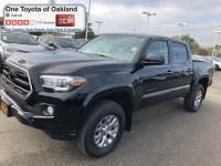 Certified Pre-Owned 2017 Toyota Tacoma SR5 Truck Double Cab in Oakland, CA