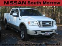 Pre-Owned 2008 Ford F-150 King Ranch 4WD