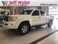 2009 Toyota Tacoma 4WD Double LB V6 AT