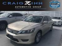 Pre Owned 2013 Honda Accord Sedan EX-L CVT VIN1HGCR2F85DA190925 Stock NumberC1146501