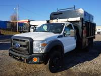 2011 Ford F-550 Chassis Truck Regular Cab V-10 cyl
