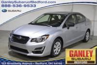 2016 Subaru Impreza 2.0i For Sale Near Cleveland
