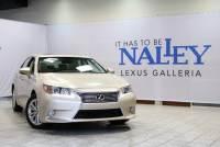 Pre Owned 2013 Lexus ES 350 4dr Sdn