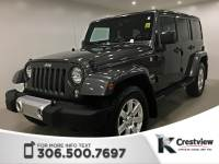 Certified Pre-Owned 2014 Jeep Wrangler Unlimited Sahara | Navigation 4WD Convertible