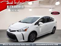 Certified Pre-Owned 2016 Toyota Prius V Two FWD Station Wagon