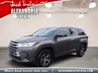 Certified Pre-Owned 2017 Toyota Highlander LE AWD