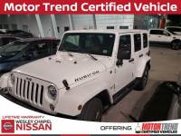 Used 2014 Jeep Wrangler Unlimited Rubicon SUV
