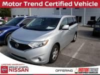 Used 2012 Nissan Quest SV Minivan