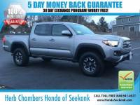 2017 Toyota Tacoma TRD Off Road Truck Double Cab in Seekonk, MA