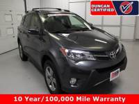 Used 2015 Toyota RAV4 For Sale | Christiansburg VA