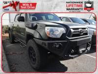 2014 Toyota Tacoma 4WD Double Cab Short Bed V6 Automatic