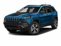 Used 2017 Jeep Cherokee Trailhawk SUV For Sale in Bedford, OH