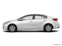 Used 2017 KIA Forte LX Sedan For Sale in High-Point, NC near Greensboro and Winston Salem, NC