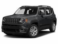 Used 2016 Jeep Renegade Latitude FWD SUV Front-wheel Drive in Klamath Falls