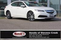 Pre-Owned 2015 Acura TLX FWD Tech