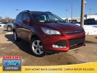 Certified 2016 Ford Escape SE SUV I-4 cyl in Richmond, VA