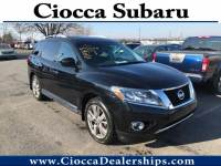 Used 2014 Nissan Pathfinder Platinum For Sale in Allentown, PA