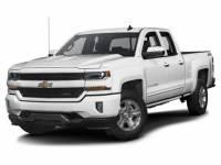 2017 Chevrolet Silverado 1500 LT w/1LT Truck Double Cab