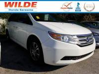 Pre-Owned 2013 Honda Odyssey EX-L Mini-van, Passenger
