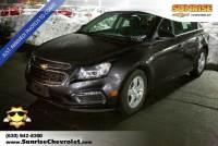 Certified Pre-Owned 2016 Chevrolet Cruze Limited 1LT FWD 4D Sedan