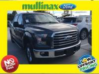 Used 2015 Ford F-150 XLT W/ Remote Start, Reverse Sensing System Truck SuperCrew Cab V-6 cyl in Kissimmee, FL