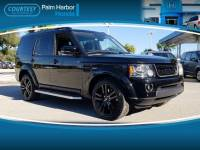 Pre-Owned 2015 Land Rover LR4 Base SUV in Tampa FL