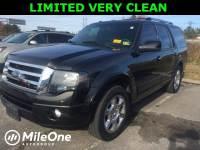 2014 Ford Expedition Limited SUV V8 SOHC 24V FFV