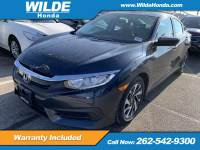 Certified Pre-Owned 2016 Honda Civic EX FWD 4dr Car
