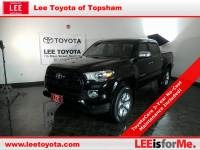 Toyota Certified 2016 Toyota Tacoma Limited   Topsham, ME