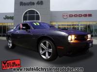 Certified Used 2017 Dodge Challenger R/T Coupe For Sale in Little Falls NJ